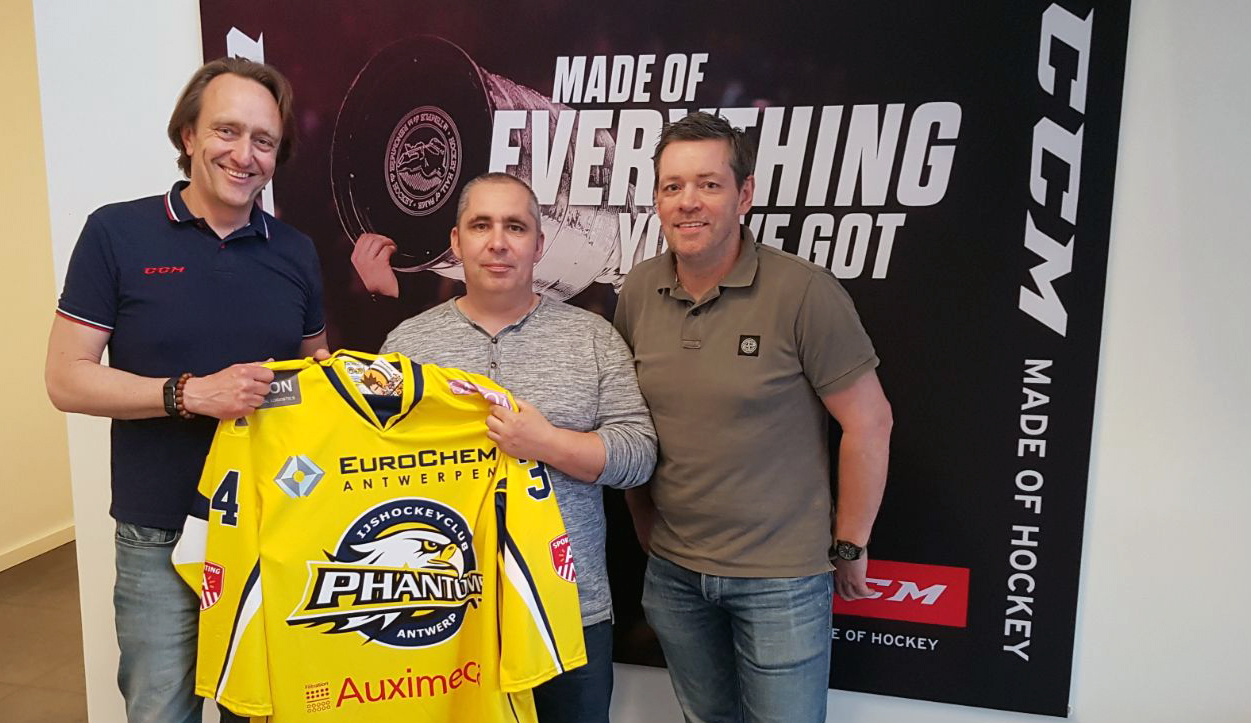 2018 ccm deal vs. antwerp phantoms